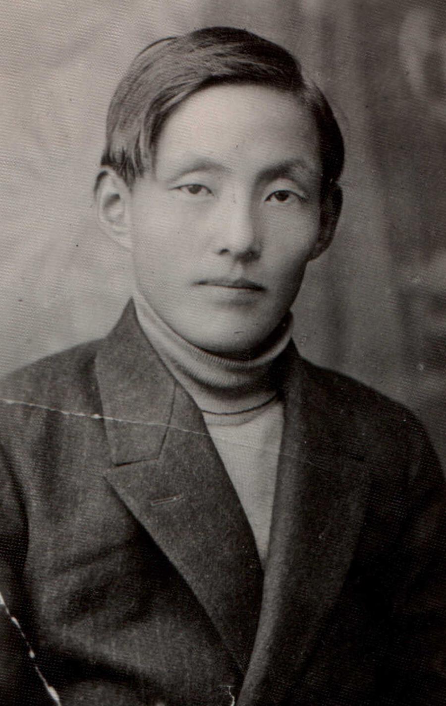 Дондобон Будажаб, 1931 год.jpg