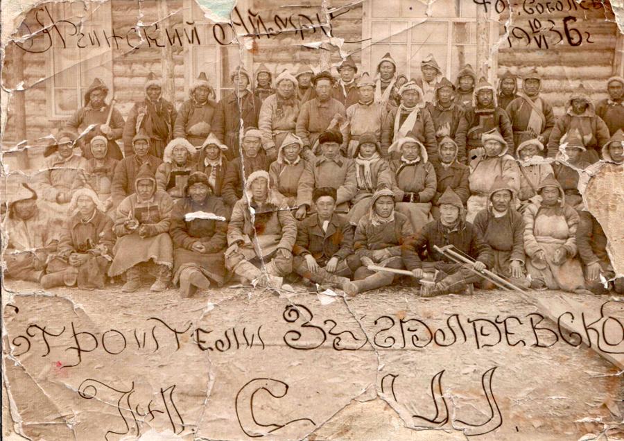 22. Строители Зугалайской средней школы. 1936 год-2..jpg