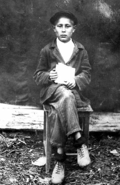 дядz Коля ок.1933
