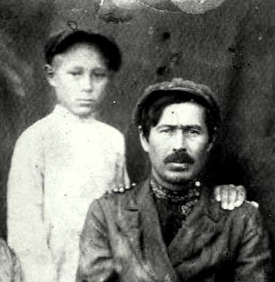 дядя Коля и дед Коля 1926