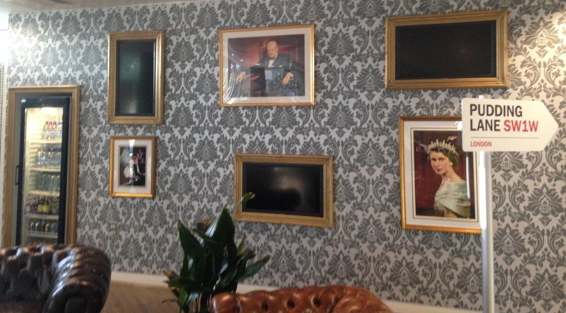 Hallway - pictures