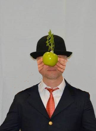 Magritte photoshop