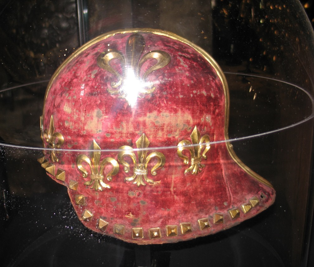 White Tower - Italian helmet