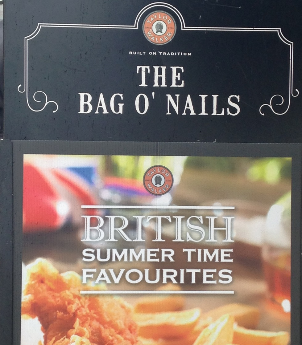 Bag O Nails - Summer Favorite