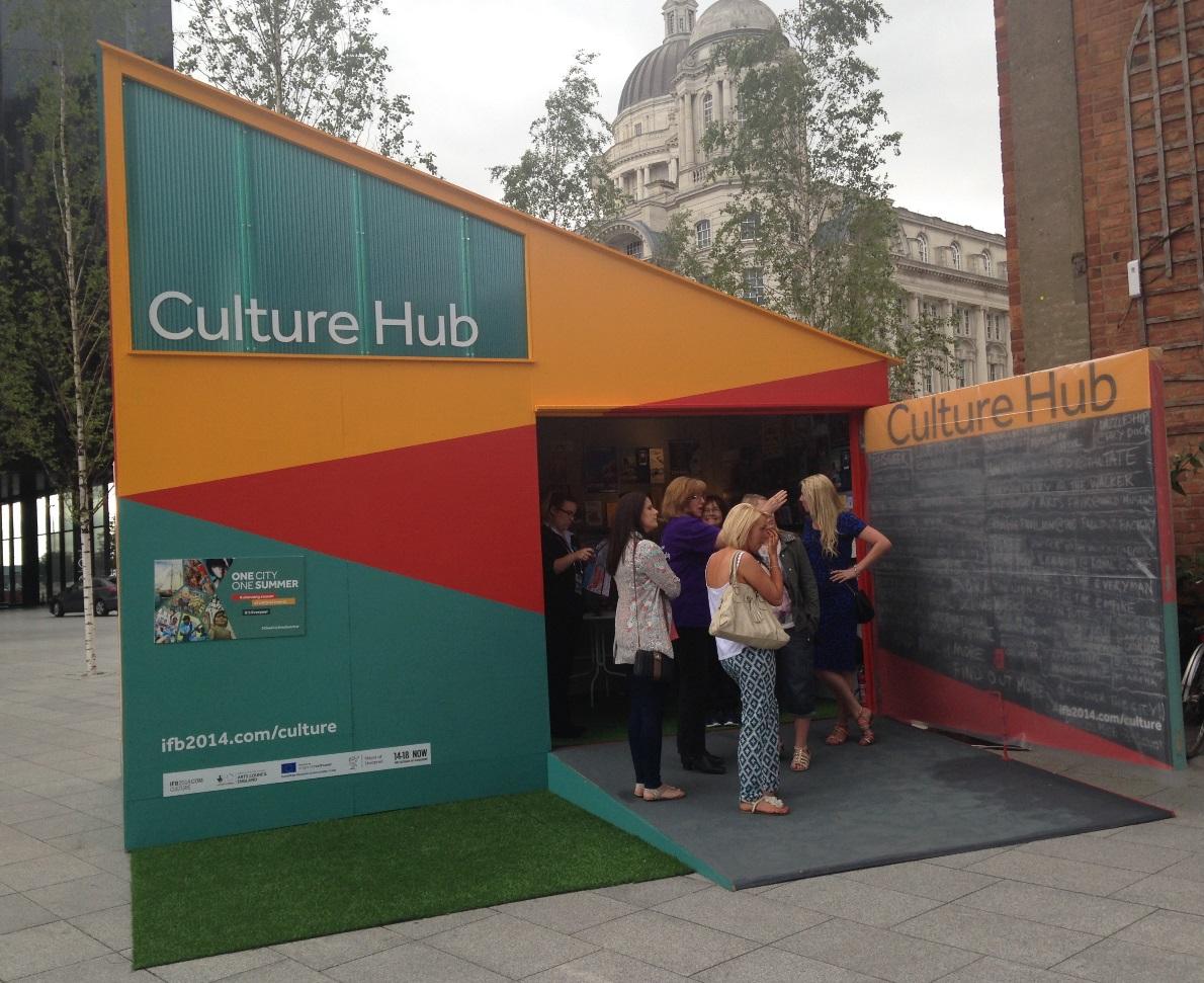 Culture hub - Liverpool