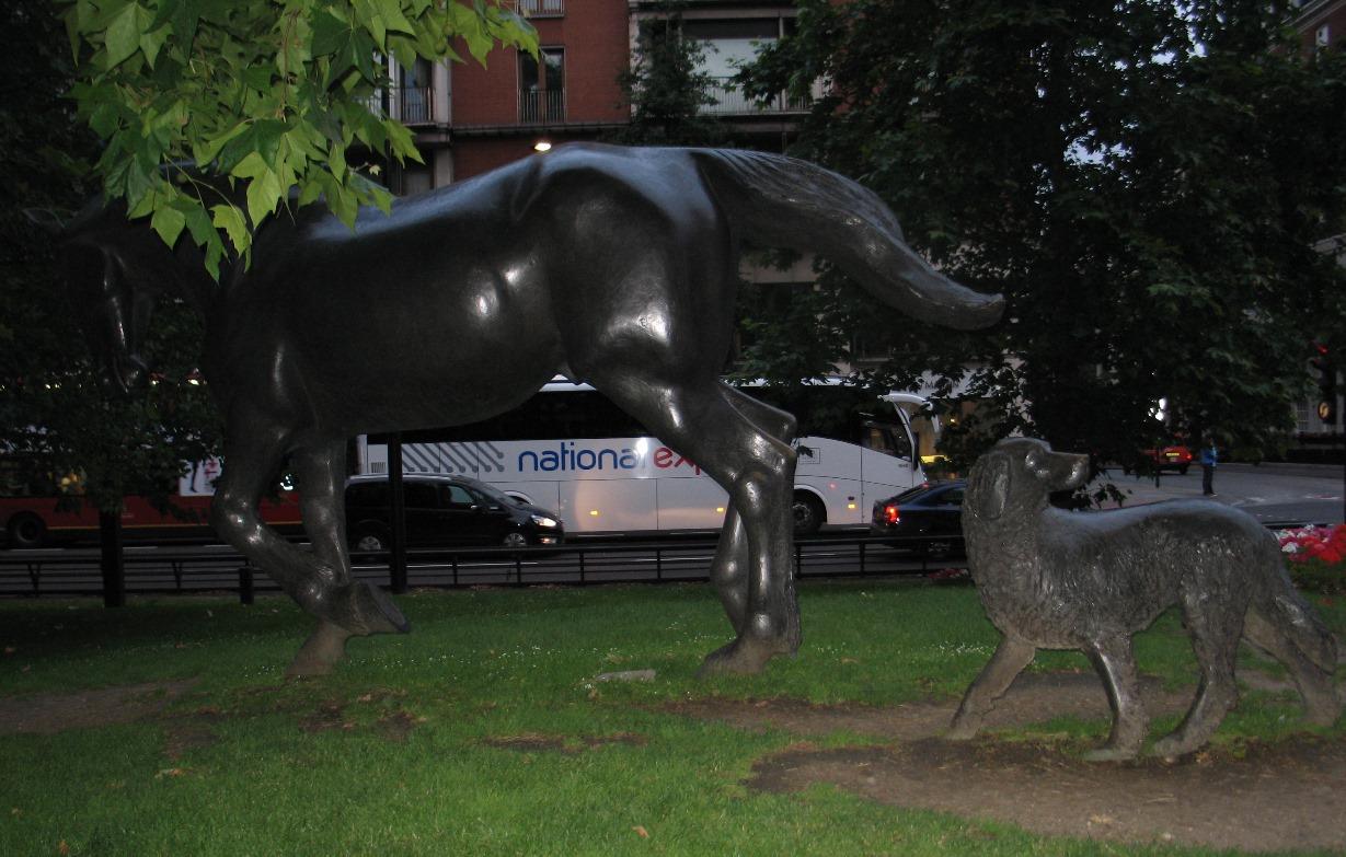 Animal Monument 4