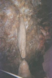 Stalactite - Jewel Cave