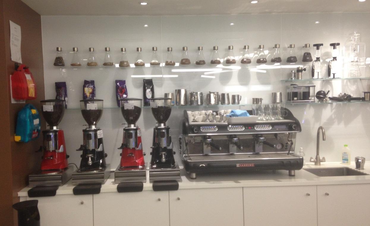 Food - coffee machines