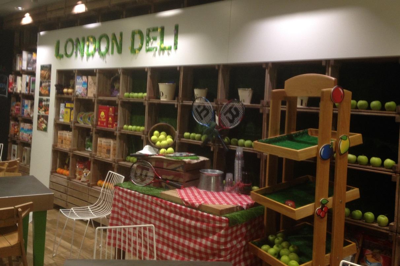 Food - London Deli