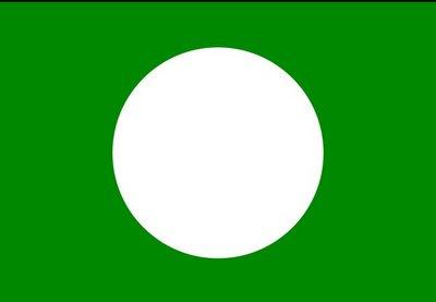 Pas flag