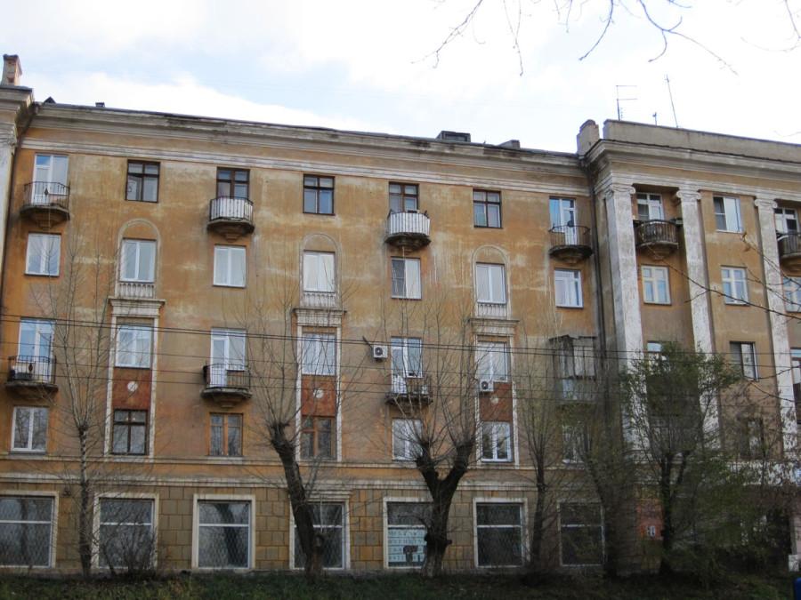 -дом на Российской 001