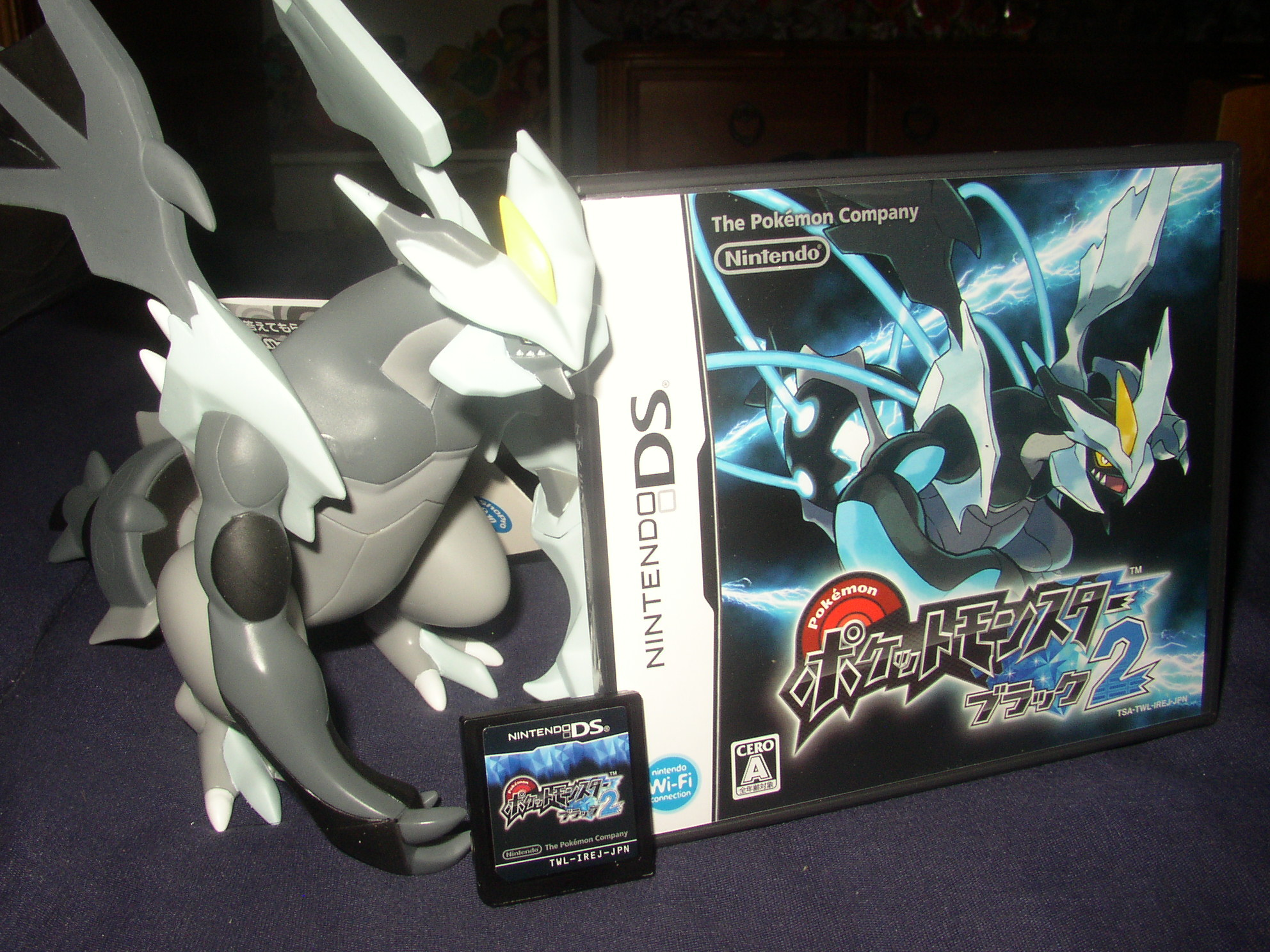 Black Kyurem & Black 2
