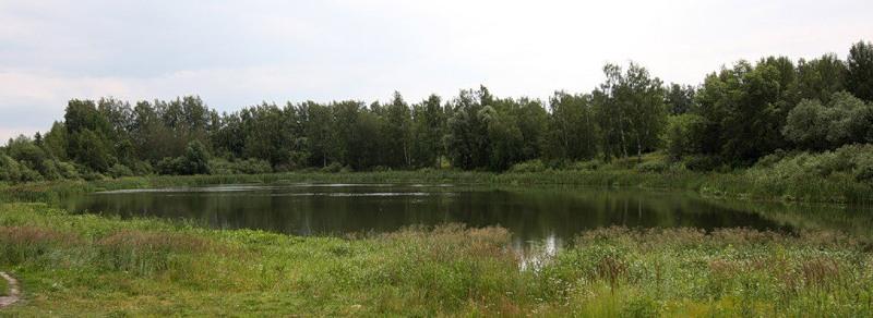 озеро сегма