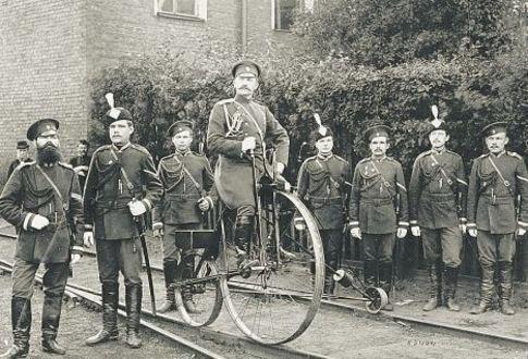 Железнодорожный велосипед