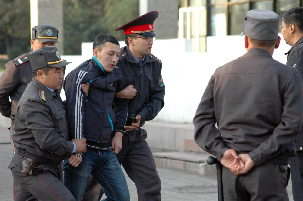 Айт намаз в Бишкеке