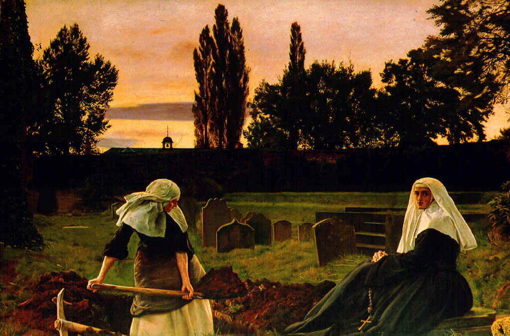 Touching Hearts Nuns In Famous Paintings