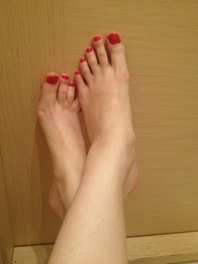 Красивые пальчики ног порно