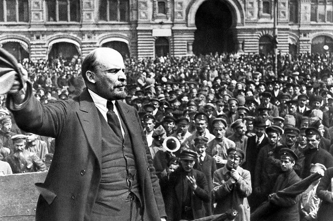 Был ли Ленин немецким шпионом