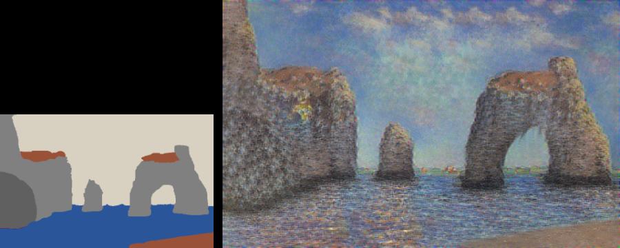 нейронные сети рисуют картины