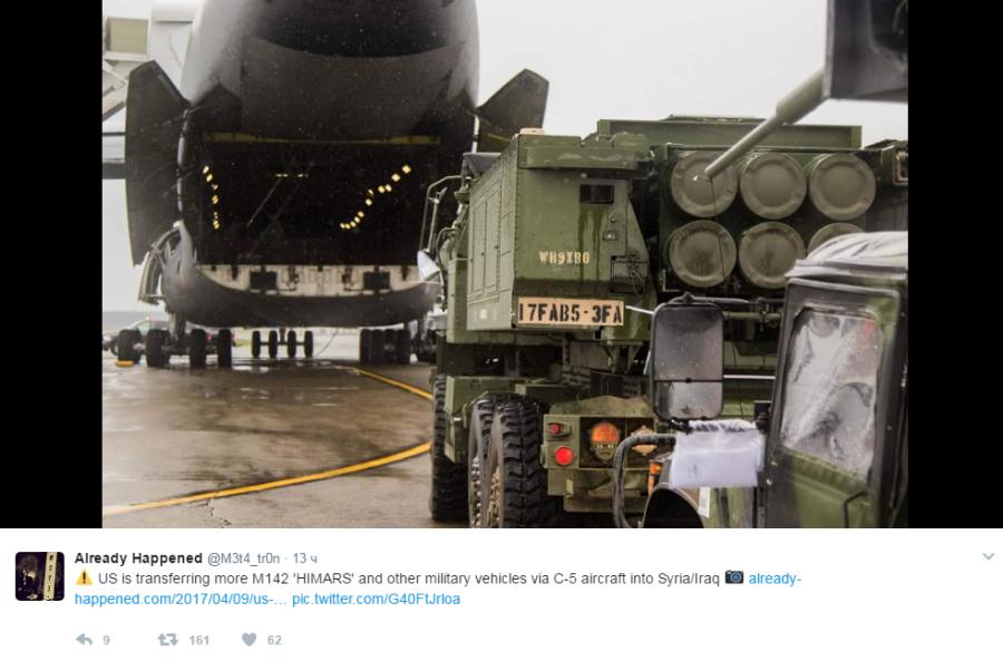американские военные отправляются в Сирию2