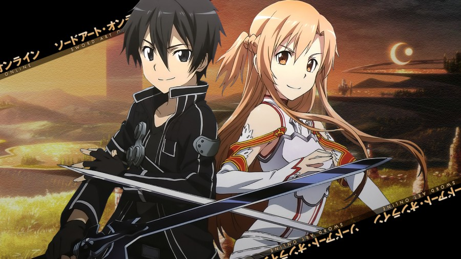 sword art online - 920523 - anonymous yuuki asuna