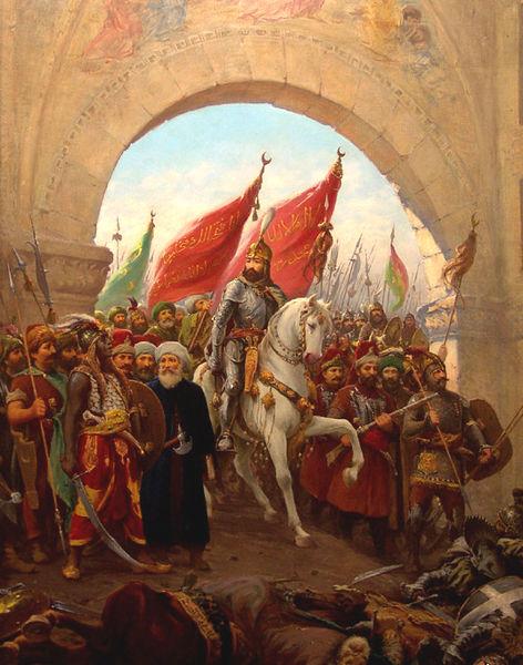 картина султан: