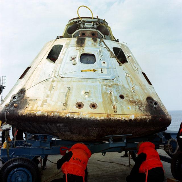 Командный отсек Аполлона