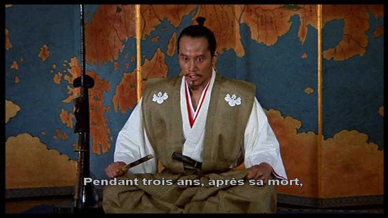 Oda Nobunaga réagit à la petite blague de Shingen