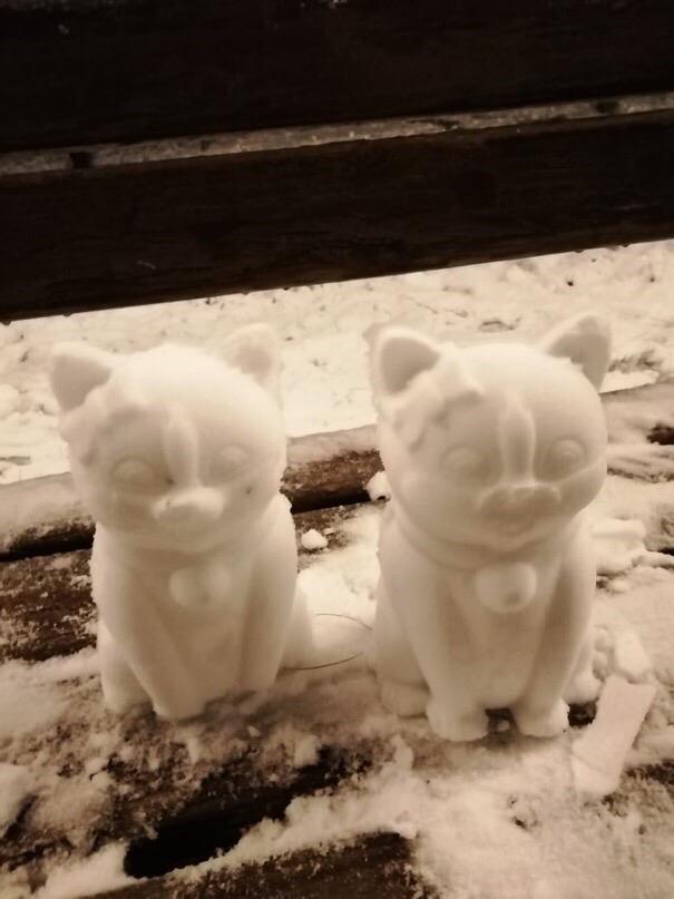 Снежная радость