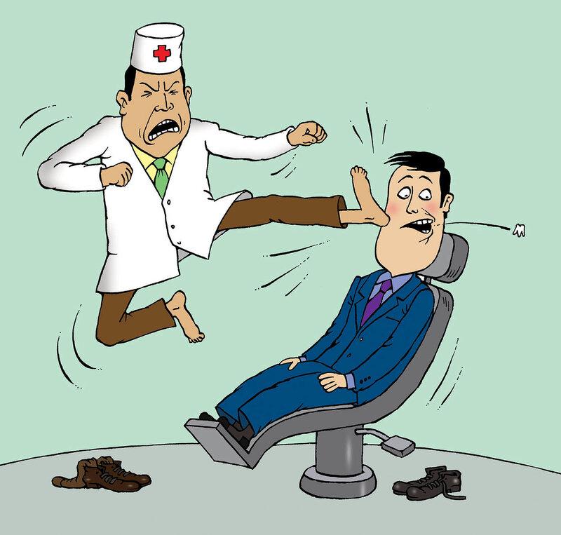 Опасная стоматология
