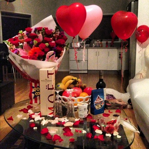Как сделать романтический подарок