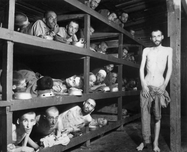 Миф о геноциде евреев