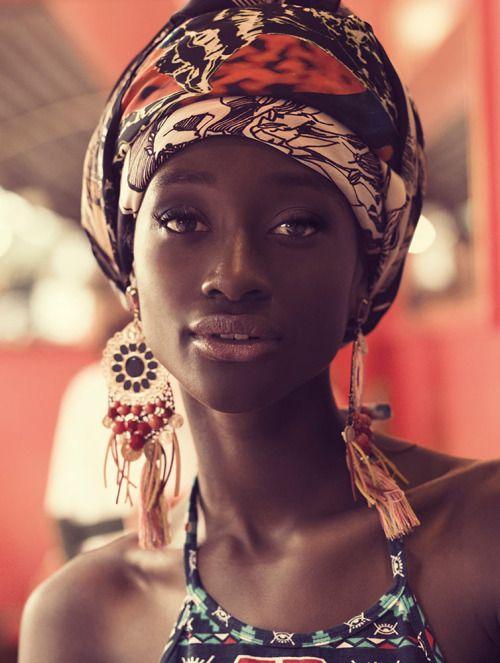 Фото черные девушки — img 8