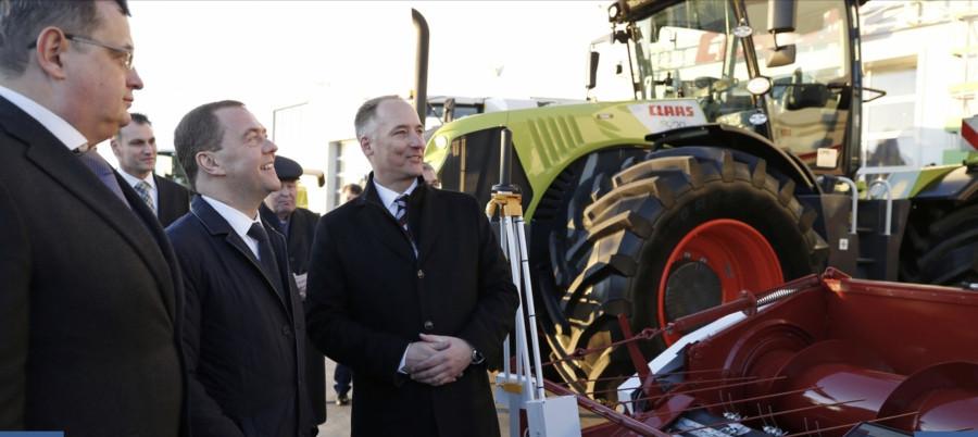 Будут тракторы, будут и колбасные цеха