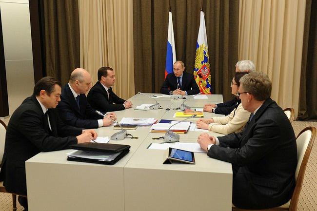 Внешняя политика России меняется