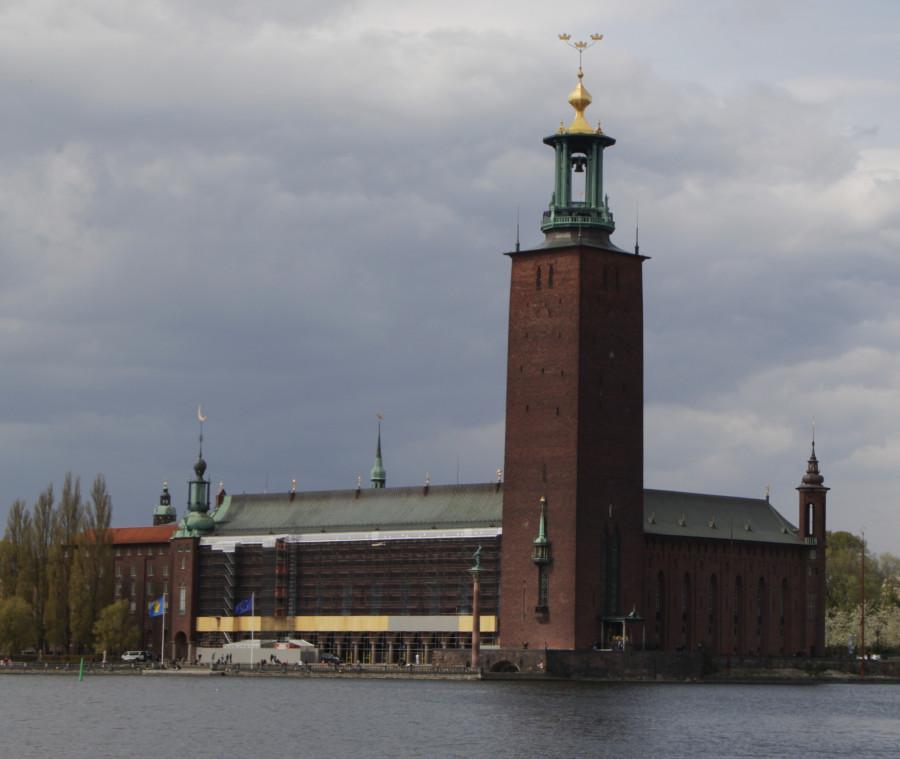 Стокгольм. Ратуша.