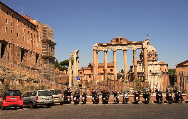 Рим - описание достопримечательностей