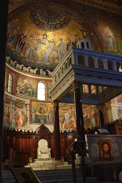 Санта Мария ин Трастевере
