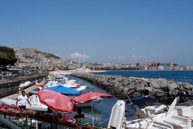 Неаполь, достопримечательности, описание