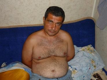 В.Амбарцумов - убийца-педофил