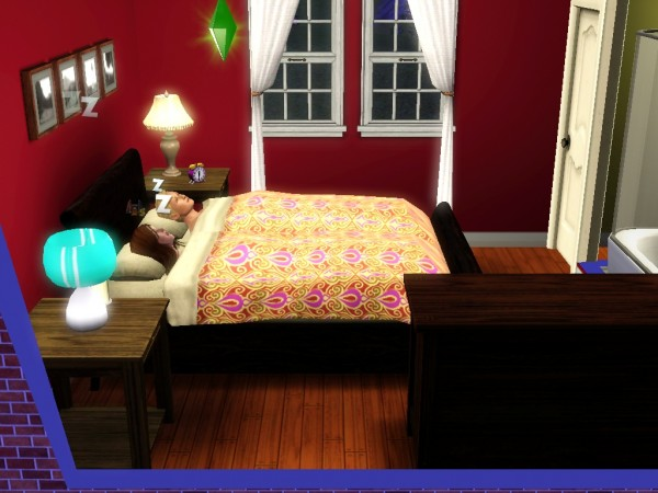 how to make sims woohoo in bed