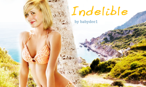Indelible Banner by Jennyspring
