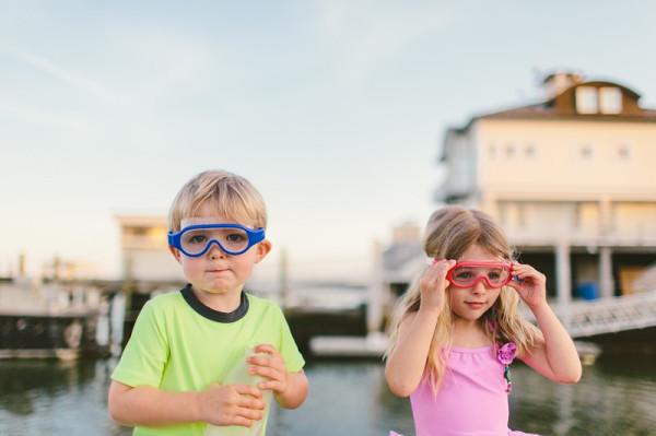 Детские очки для плавания Submariners