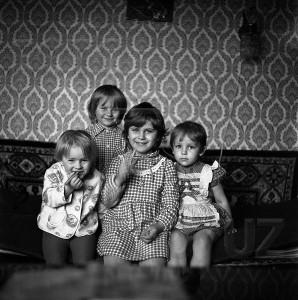 1970-е. Москва. Фото: Б. Покровский
