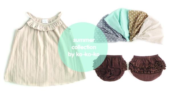 summer collection ko-ko-ko