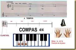 COMPAS CUATRO TIEMPOS