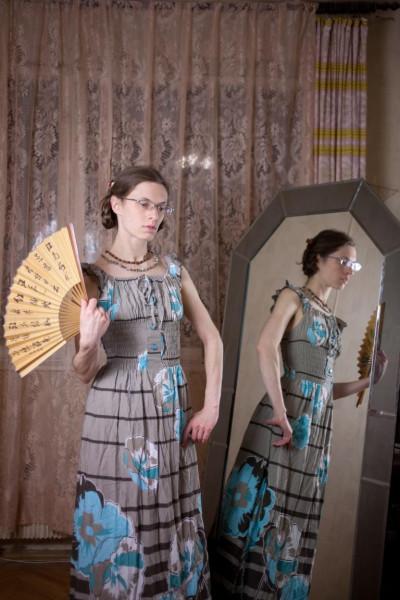 Летне-бальное платьишко