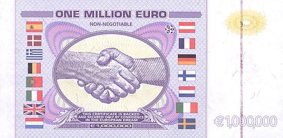 Y.t.i.d. - 1,000,000 Euro