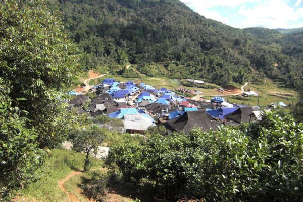 Деревня Лао Ман И