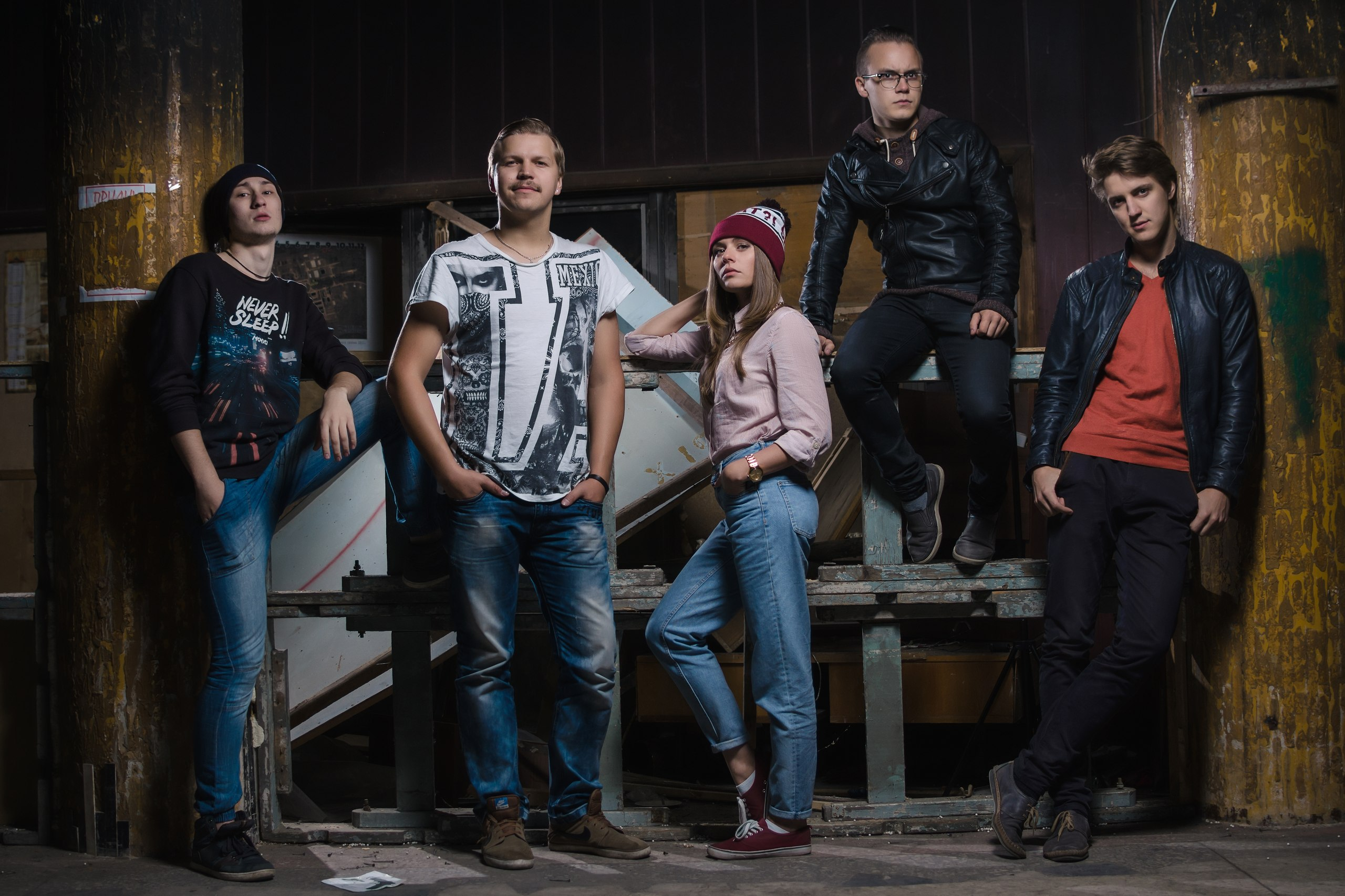 Bad Holiday - музыкальная группа Челябинск